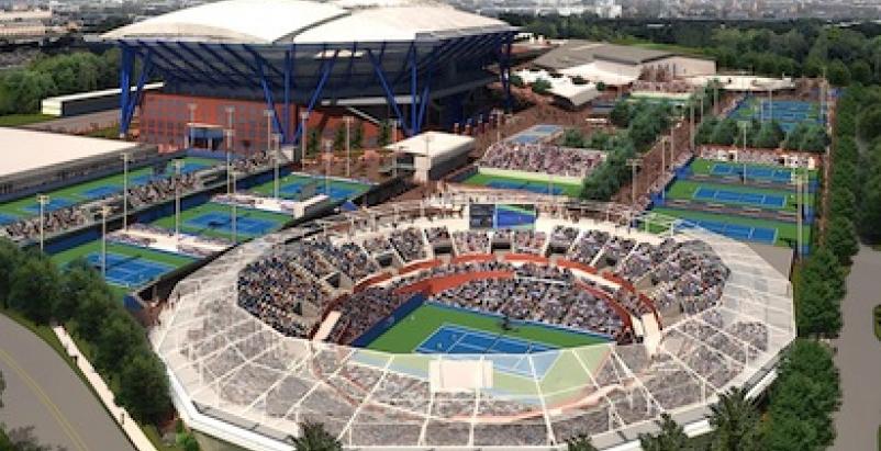 National Tennis Center New York
