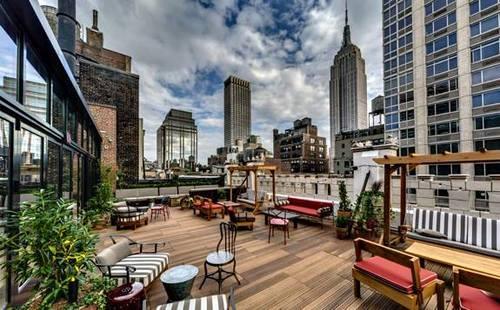 Los 10 mejores bares en terrazas de Nueva York - New York ...