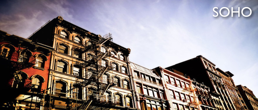 Apartments in SoHo New York