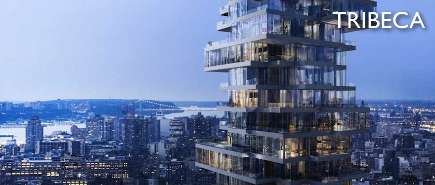 Apartments in Tribeca New York