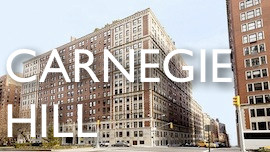 Carnegie Hill New York