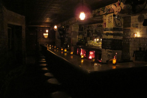 Old Rabbit bar in New York