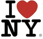 I love New York!