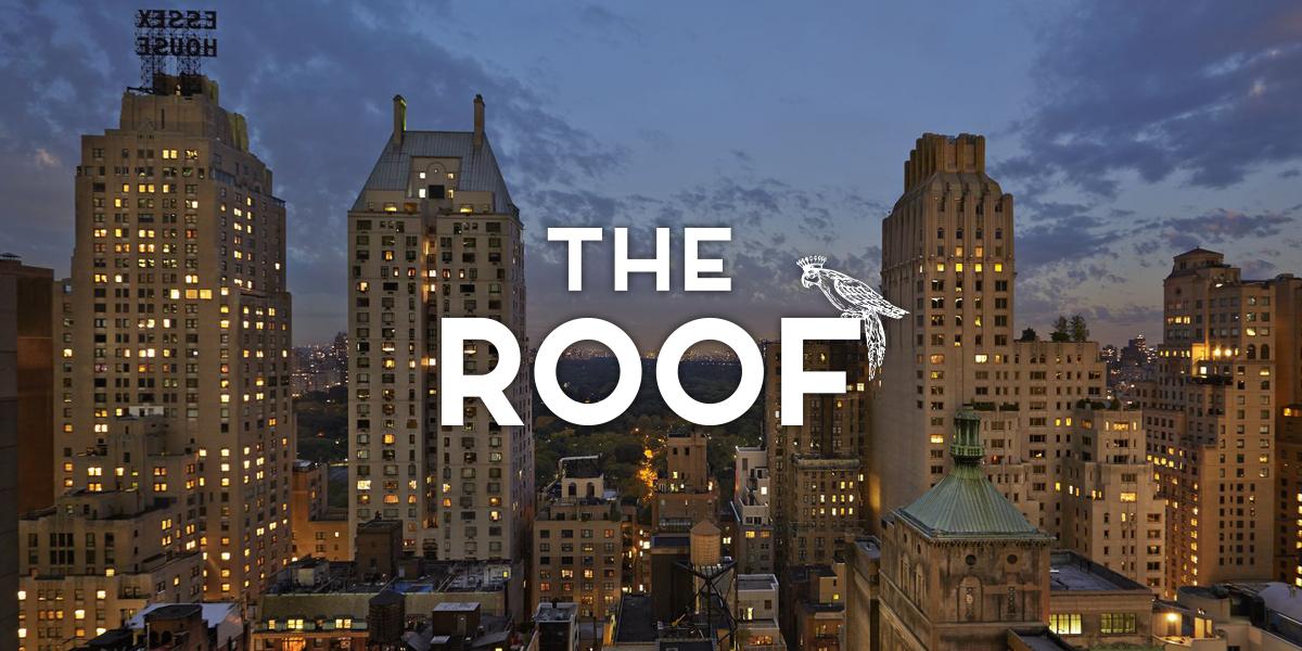 O bar com terraço Viceroy Rooftop