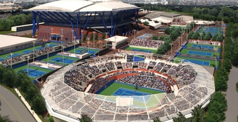National Tennis Center New York