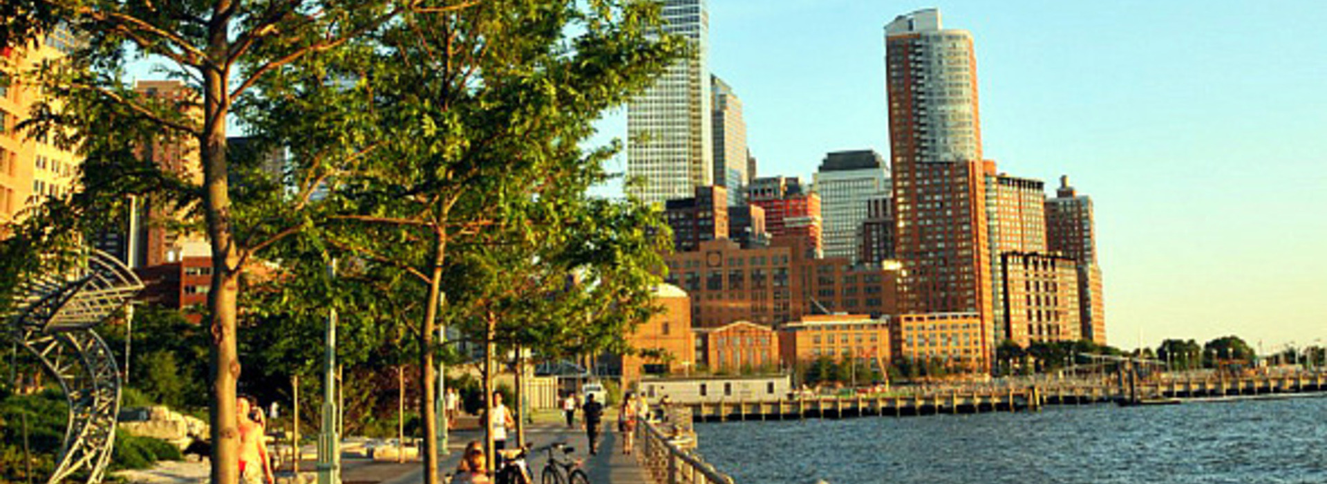 Barrio Battery Park Nueva York