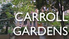 Carroll Gardens Brooklyn