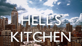 Hell's Kitchen Нью-Йорк