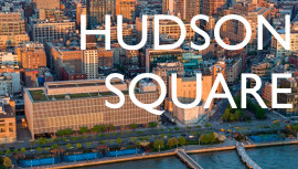 Hudson Square New York