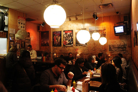 Burger Joint bar in New York