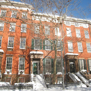 Contact us for available townhouses in New York